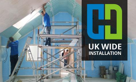 UK Wide Installation